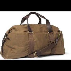 J Crew Abingdon Weekender Bag